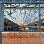 Le chantier de construction du Lycée Hôtelier © Anais Gadeau